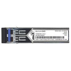 Cisco GLC-LH-SMD, SFP, 1000 Mbit / s, LC, 10000m, 1300 nm, Catalyst Express 500/520 Cisco ME 3400/3600X / 3800X / 4900/6500