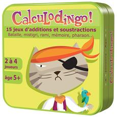 Calculodingo Bambino Ragazzo / Ragazza giocattolo educativo
