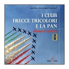 I club frecce tricolore e la pan. Attraverso l'araldica
