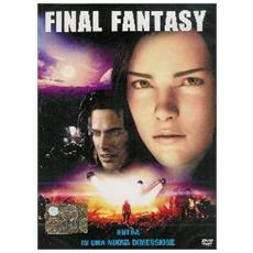 DVD FINAL FANTASY (smart collect.)