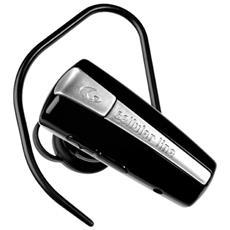 Cellularline Bluetooth ultra-light headset Aggancio Monofonico Bluetooth Nero, Argento auricolare per telefono cellulare