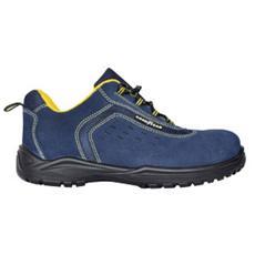 calzatura antinfortunistica bassa pelle scamosciata s1p n°43