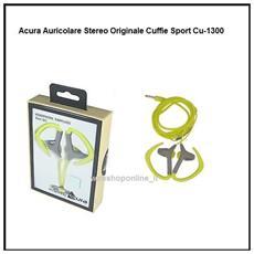 Auricolari Acura Verde Lime