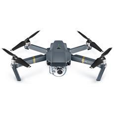 Mavic Pro Fly More Drone Professionale Cam 4K 12,35 Mpx con Gimbal 3 assi Combo Kit Zaino + Caricabatterie Hub / Auto RICONDIZIONATO