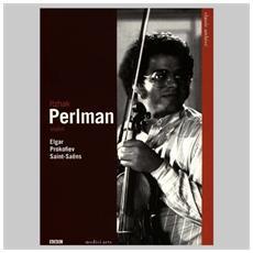 Itzhak Perlman - Elgar Prokofiev Violin Concertos