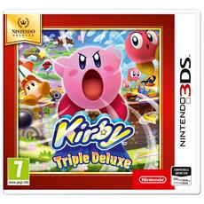 3DS - Kirby Triple Deluxe Select