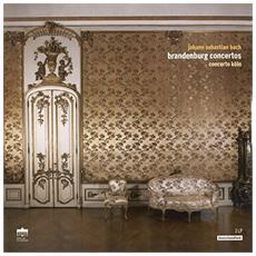 Bach, J. S. - Brandenburgische Konzerte (2 Lp)