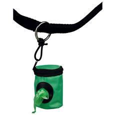Custodia Con Cerniera Per Sacchetti Igienici Per Cani (m) (assortiti)