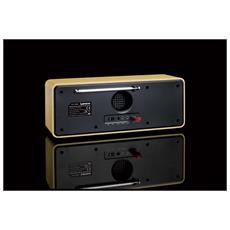 DIR-150 Internet Digitale Legno radio