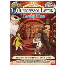 Dvd Professor Layton E L'eterna Diva (il)