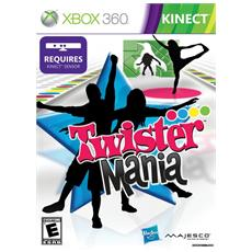 X360 - Twister Mania (Software per Kinect)