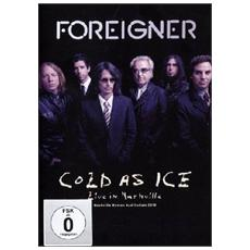 Dvd Foreigner - Cold As Ice