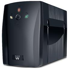 Gruppo di Continuità UPS 1000VA / 510W 2 Prese IEC (C13) AVR