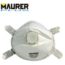 Mascherina di protezione con valvola Classe FFP3 1 confezione da 5Pz Maurer