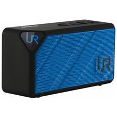 Speaker Portatile Yzo con Bluetooth 6W / 3W - Blu