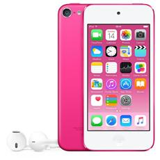 "iPod Touch 32GB Display Retina 4"" IPS Multi-Touch Fotocamera 8Mpx con AirPlay iCloud Bluetooth / Wi-Fi Colore Rosa"