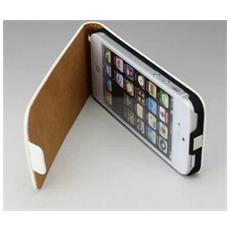 Custodia Flipcase per iPhone 5/5s Nera