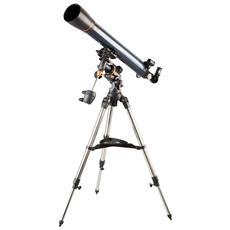 Telescopio astromaster 90eq compatto astro master treppiede 1000mm