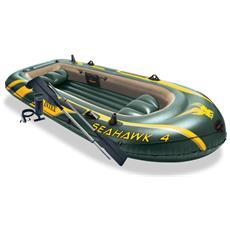 Seahawk 4 68351np Set Gommone Con Remi E Pompa