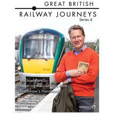 Great British Railway Journeys - 4 (5 Dvd) [ Edizione: Regno Unito]