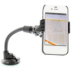 CARHOLD2, GPS, Telefono cellulare / smartphone, Passivo, Auto, 17 cm