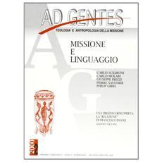 Ad gentes (2000) . Vol. 2
