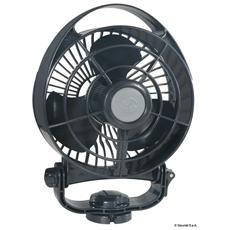Ventilatore Caframo modello Bora nero 24V