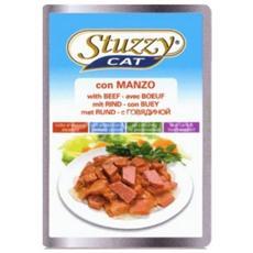 Cibo per gatti Manzo 100 gr