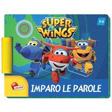 Super Wings - Librogioco Plus - Imparo Le Parole