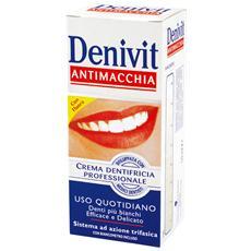 Denivit Dentifricio Antimacchia 50 Ml. - Dentifricio