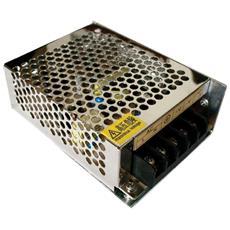 Alimentatore Grigliato 12v Dc 8,5a 100w Per Strip / Lampade Led