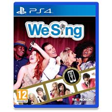 We Sing Playstation 4