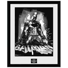 Comic - Paint (stampa In Cornice 30x40 Cm)