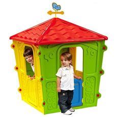 Casetta Per Bambini Da Esterno O Interno Play House