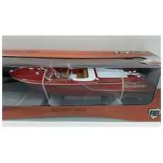 Motoscafo Radiocomandato Ultrafast Yacht 45 Cm La Giraffa