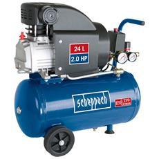 Compressore Ad Aria Hc25 24 L 1500 W 5906115901