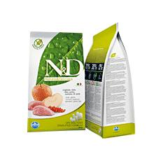 Cibo per Cani N&D Grain Free Adult Mini Cinghiale e Mela 2,5 kg