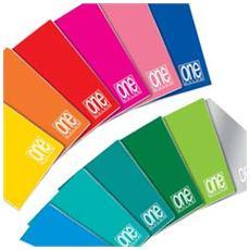 confezione da 10 pezzi - maxiquaderno 210x297mm a4 20fg+1 80gr 2colonne one color blasetti