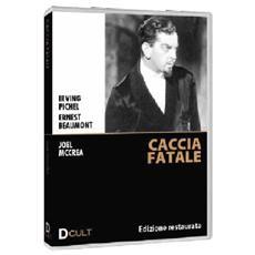 Dvd Caccia Fatale