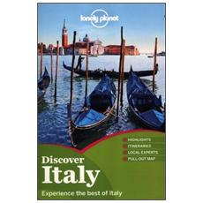 Discover Italy. Experience the best of Italy. Con mappa
