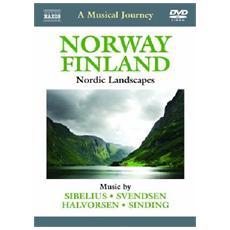 Dvd Norvegia E Finlandia - Paesaggi Nor
