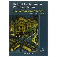 Conversazioni e scritti