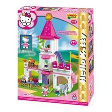 Unico Plus Hello Kitty Princess Castello grande 171pz 8676