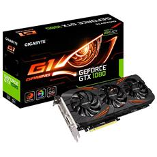GIGABYTE - GeForce GTX 1080 G1 8 GB GDDR5 PCi-E 1 x DVI- D /...