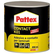 Adesivo Colla Contaxt K01 850ml Universale