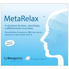 Metarelax   - 20 Bustine