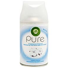 Pure Autospray Refill Soffice Cotone