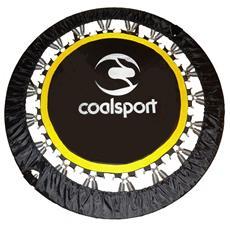 Superjump Con Aas Trampolino Elastico Coal Sport Di Jill Cooper 111cm Uso Casa Con Sacca In Offerta Con 2 Dvd