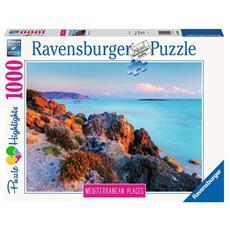 Puzzle Mediterranean Places, Greece 1000 pz 70 x 50 cm 14980