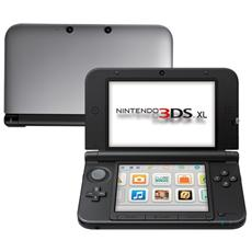 NINTENDO - Console 3DS XL Silver